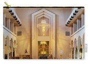 Our Lady Of The Universe Cathedral Carry-all Pouch