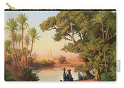 Outskirts Of Cairo Carry-all Pouch