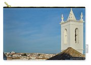 Overview Of Tavira City. Portugal Carry-all Pouch