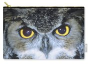 Owls Mascot 4 Carry-all Pouch