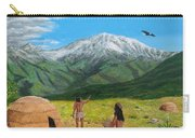 Paauw Snow Carry-all Pouch by Kevin Daly