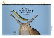 Pacific Banana Slug Carry-all Pouch