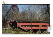 Painted Bridge At Chads Ford Pa Carry-all Pouch