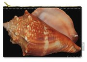 Painted Shell No. 9 Carry-all Pouch