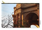 Palace Of Fine Arts At Sunset Carry-all Pouch