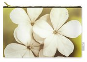 Pale Wildflowers Carry-all Pouch