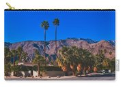 Palm Springs California Carry-all Pouch