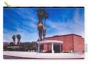 Palm Springs City Hall Carry-all Pouch