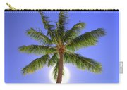 Palm Tree Sun Carry-all Pouch by Patti Deters