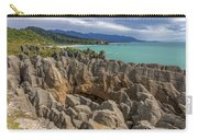 Pancake Rocks - New Zealand Carry-all Pouch