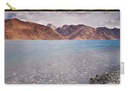 Pangong Tso Carry-all Pouch by Whitney Goodey