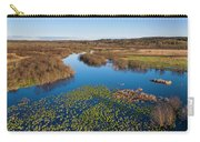 Panorama Of Mouth Of Betsie River Carry-all Pouch