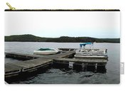 Panorama Of Schroon Lake In The Adirondack Mountains In New York Carry-all Pouch by Rose Santuci-Sofranko