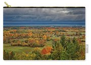 Panoramic Autumn View Carry-all Pouch