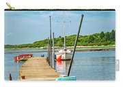Paradise Sailing Day In Maine Carry-all Pouch