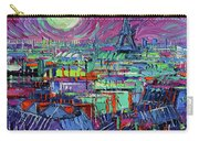Paris By Moonlight Carry-all Pouch