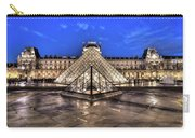 Paris Pyramid Carry-all Pouch