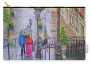 Paris Sous La Pluie Carry-all Pouch