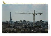 Paris Towers Carry-all Pouch by Juan Contreras