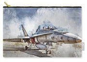 Parked Hornet Carry-all Pouch
