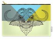 Party Buffalo Mesh Carry-all Pouch
