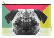 Party Pug Carry-all Pouch