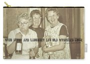 Party Times Quote Carry-all Pouch