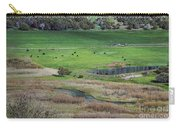 Peaceful Farm In Durango Carry-all Pouch