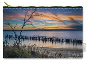 Peaceful Sunset At Sandy Hook Carry-all Pouch