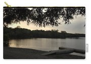 Peaceful Sunset At The Park Carry-all Pouch