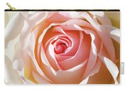 Soft As A Rose Carry-all Pouch