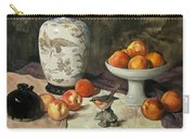 Peach Warbler Carry-all Pouch
