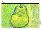 Pear Carry-all Pouch