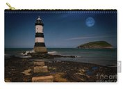 Penmon Lighthouse And Puffin Island Carry-all Pouch