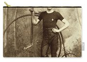 Penny Farthing - High Wheel - Ordinary   Carry-all Pouch