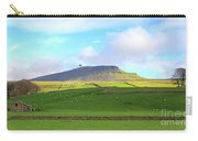 Penyghent In Yorkshire Dales National Park North Yorkshire Carry-all Pouch