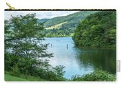 People Use Stand-up Paddleboards On Lake Habeeb At Rocky Gap Sta Carry-all Pouch