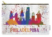 Philly Color Splash Carry-all Pouch