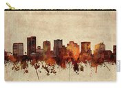 Phoenix Skyline Sepia Carry-all Pouch