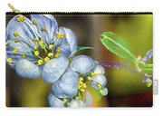 Photinia Spring Carry-all Pouch