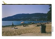 photograph of thid beach which is located in Stanley Park Vancouver. Third beach is a popular location for tourists and locals alike. Carry-all Pouch