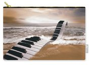Piano Fantasy Carry-all Pouch