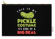 Pickle Costume Funny Apparel Carry-all Pouch