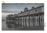 Pier At Dawn In Maine Carry-all Pouch