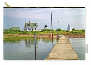 Pier View Goat Island Fantastic Scene Carry-all Pouch