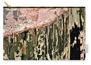 Pilings In Abstract Carry-all Pouch