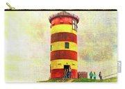 Pilsum Lighthouse Leuchtturm  Carry-all Pouch