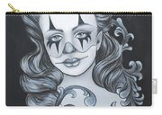 Pin Up Filigree Carry-all Pouch