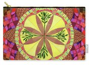 Pine Cone Mandala Carry-all Pouch