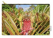 Pineapple Plant Ananas Pico Island Azores Portugal Carry-all Pouch